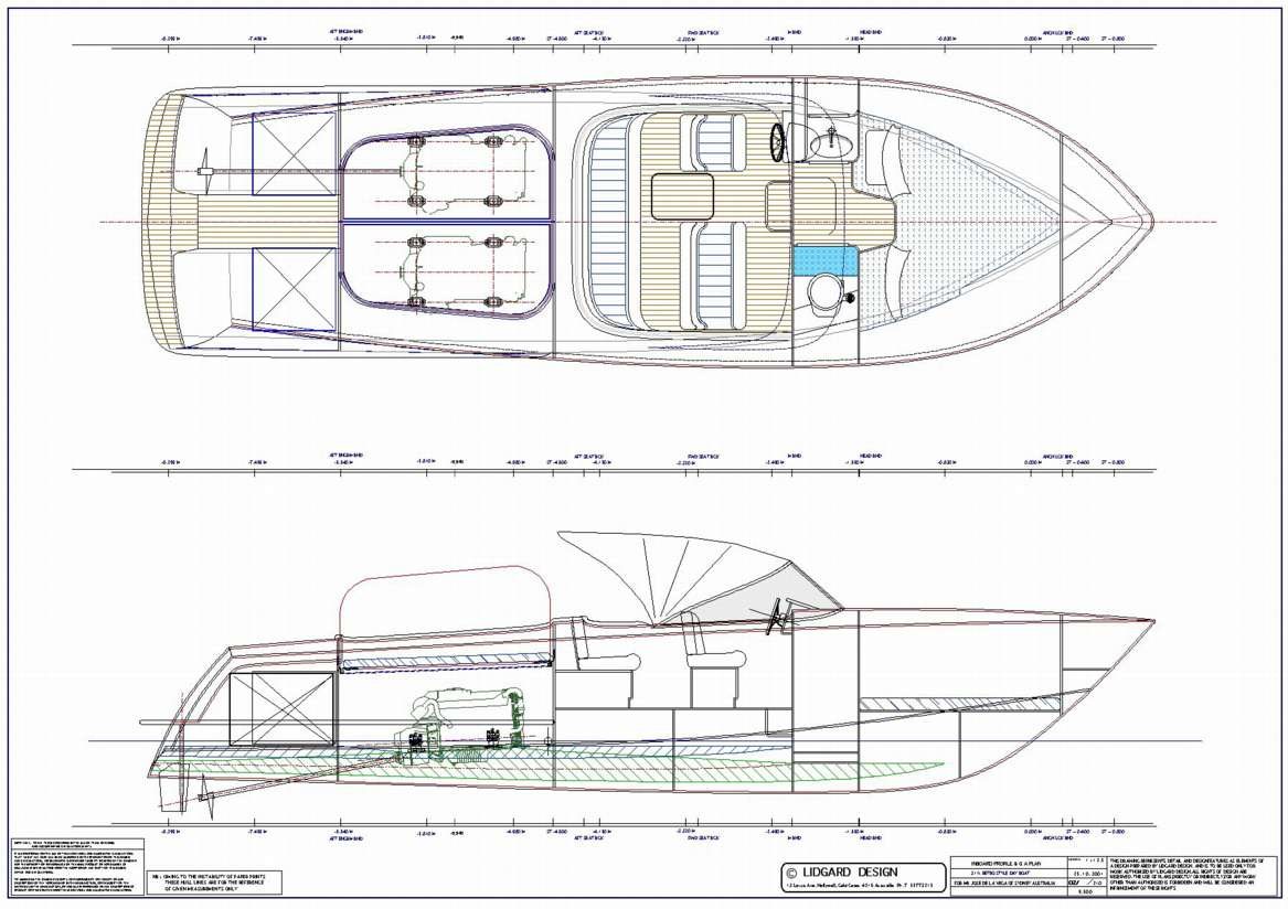 Boat Plans And Designs Image