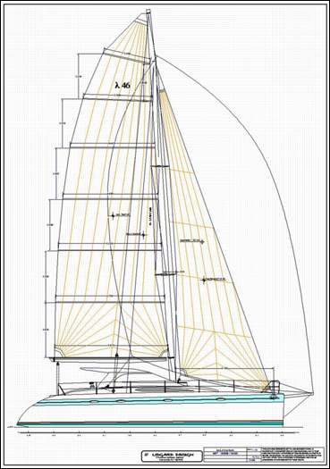 sailing catamaran plans