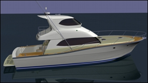 lidgard yacht design power boat