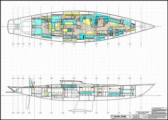 101 ft cruising yacht by lidgard yacht design