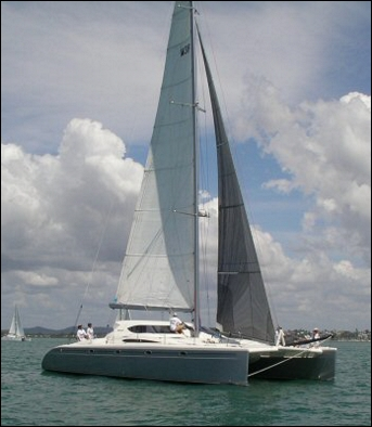 53 ft sailing multihull by lidgard yacht design