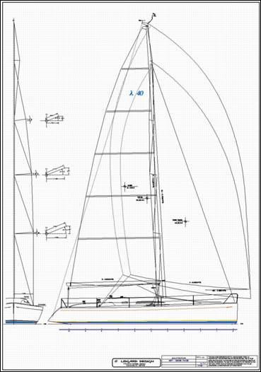 Info Clinker built sailing boat plans | Boatplan